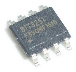 5 Peças - Bit3251 Smd Sop8 Bit 3251 Original