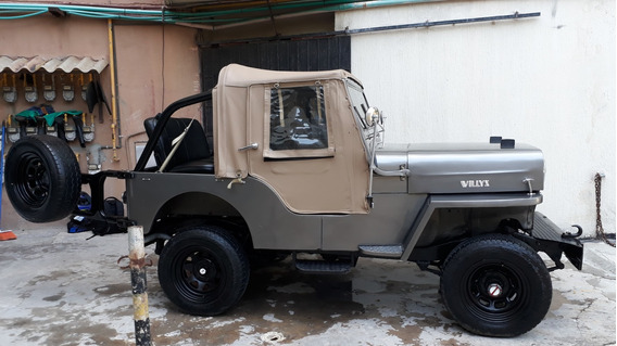 Jeep Willys 1954 Perfecto Estado
