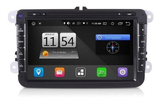 Kit Multimidia M1 Jetta/passat/amarok Android 8.0 Tv Full Hd