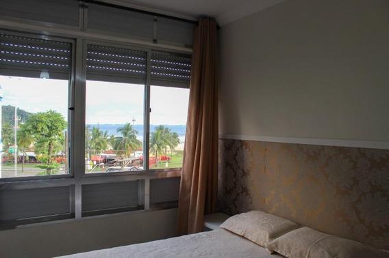 Apartamento Em Itararé, São Vicente/sp De 74m² 2 Quartos À Venda Por R$ 265.000,00 - Ap312650