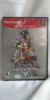 Kingdom Hearts Ii - Practicamente Nuevo - Ps2