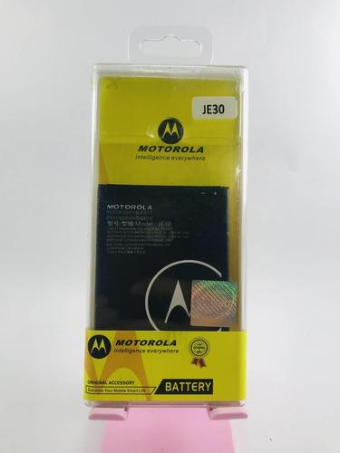 Imagen 1 de 1 de Bateria Original Para Celular Motorola E5 Play Go