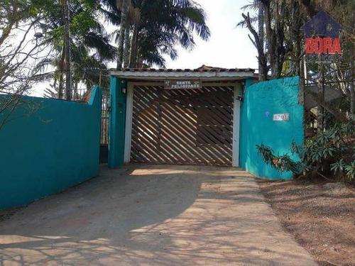 Chácara Com 7 Dormitórios À Venda, 12000 M² Por R$ 1.500.000 - Chácaras Fernão Dias - Atibaia/sp - Ch0379