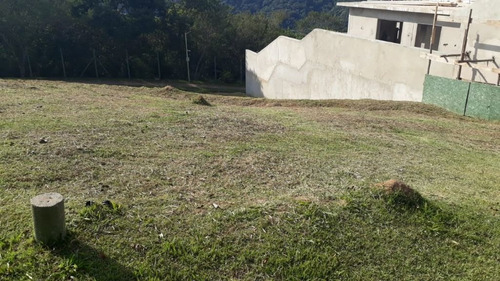 Terreno À Venda, 490 M² Por R$ 1.225.000,00 - Gênesis 2 - Santana De Parnaíba/sp - Te0569
