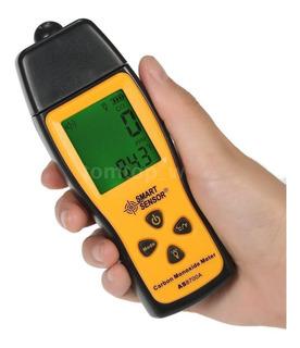 Detector De Monoxido Carbono Alta Sensiblidad Portatil