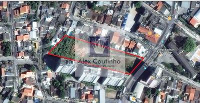 Terreno No Bairro Alcântara Em São Gonçalo Rj - 492