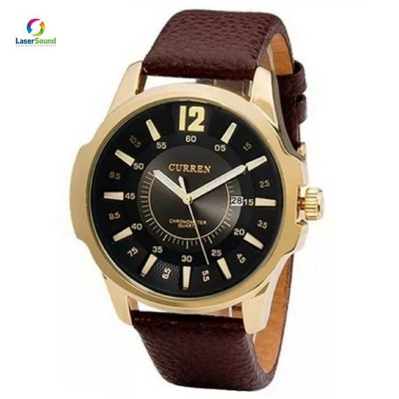 Relógio Skmei Masculino Curren 8123 C/ Garantia E Nf