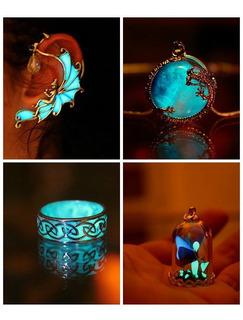 10 Gr Pigmento Foto-luminiscente Azul-azul Polvo Gge