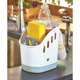 Lci Handy Sink Caddy Plastic Dishwashing