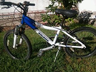 Bicicleta Raleigh Rowdy 20 Cambios