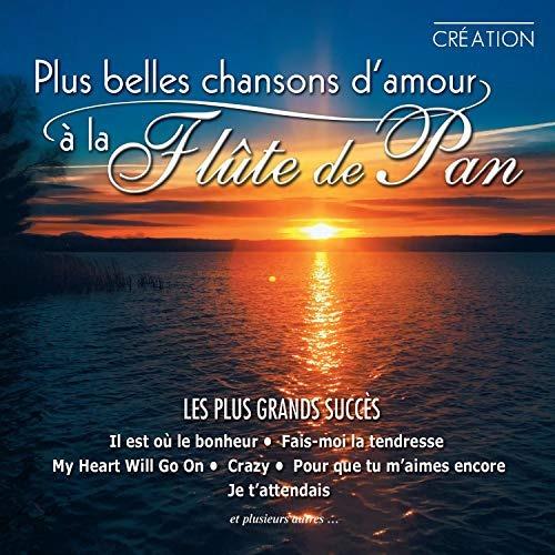 Cd Plus Belles Chansons Damour A La Flute De Pan Plus