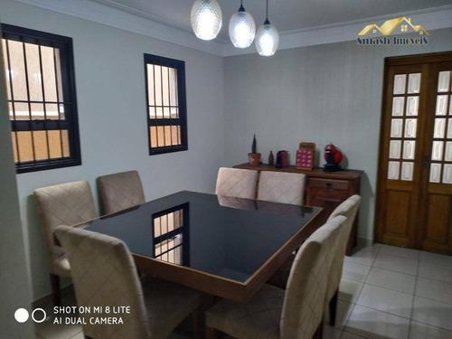 Sobrado Com 3 Dormitórios À Venda, 140 M² Por R$ 620.000,00 - Jaçanã - São Paulo/sp - So0081