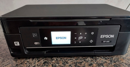 Impressora Multifuncional Epson 3x1 Xp441 / Cabeça Entupida