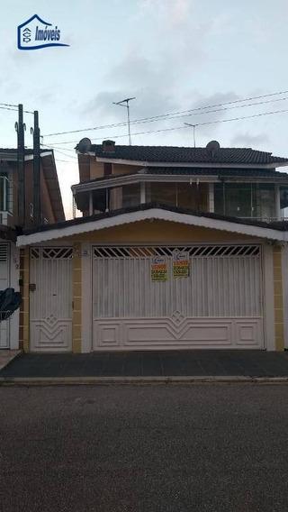 Sobrado Com 3 Dormitórios À Venda, 250 M² Por R$ 800.000,00 - Centro - Arujá/sp - So0134