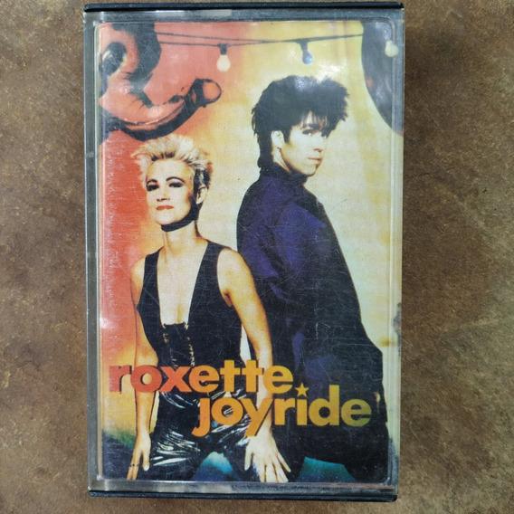Roxette Joyride Cassette Muy Bueno Duncant