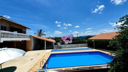 Chácara Com 5 Dormitórios À Venda, 1500 M² Por R$ 580.000,00 - Loteamento Parque Vicoso - Araçariguama/sp - Ch0132