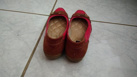 Sapato Vermelho Firezzi