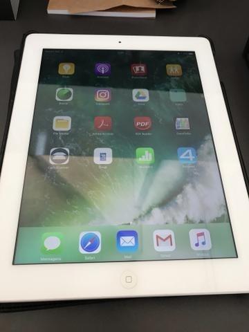 iPad 4ª Geração 64gb 4g Md522ll/a