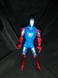 Figura Marvel Legends Iron Man Movie Iron Patriot Loose