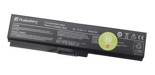 Batería Probattery Compatible Con Toshiba L745