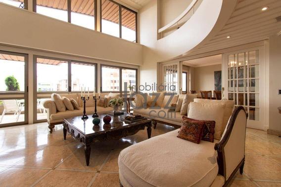 Incrível Apartamento Duplex No Coração Do Cambuí Em Campinas-sp! - Ap2136