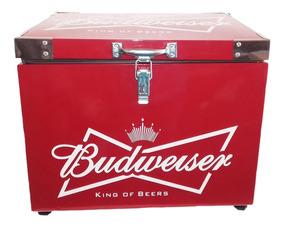 Caixa Térmica 40 Litros Budweiser