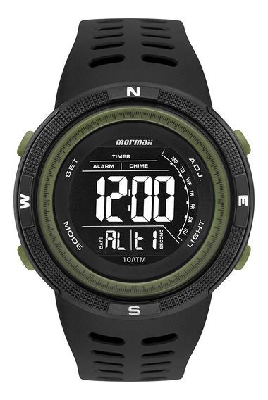 Relógio Mormaii Acqua Masculino Digital Preto Ultra Surf