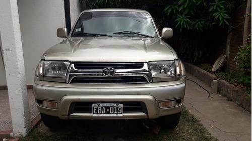 Toyota Hilux 3.0 D/cab 4x4 Srv 2002
