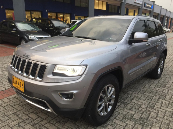 Jeep Grand Cherokee 3.6 Aut 2014