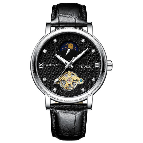 Tevise T612 Hombres De Negocios Reloj Mecnico Automtico