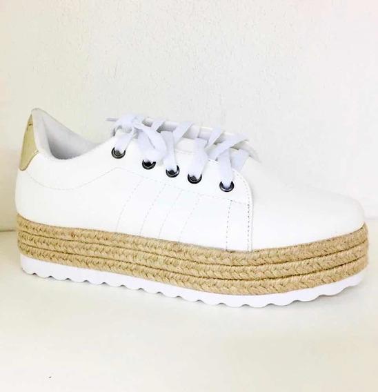 Sapatos Palha Mickael Jhons