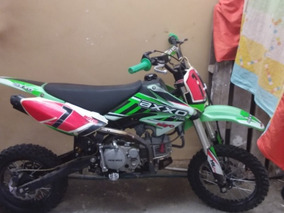Moto Axxo De Carreras De Catergoria Pit Bike