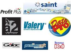 Soporte Remoto: Profit A2 Valery Saint Datapro Mixnet Galac.