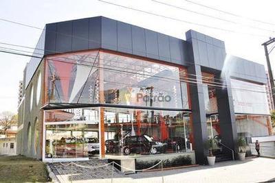 Prédio Comercial À Venda, Paraíso, Santo André. - Pr0010