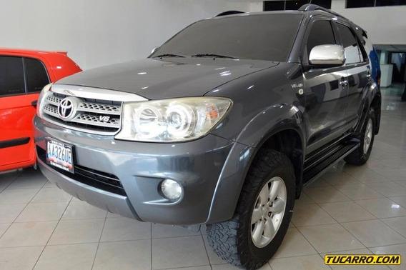 Toyota Fortuner Sr Automático - Multimarca