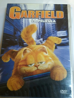 Garfield La Película Garfield The Movie Original Dvd