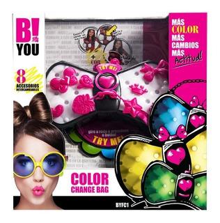 B! You La Cartera Que Cambia De Color Byou Intek Mundomanias