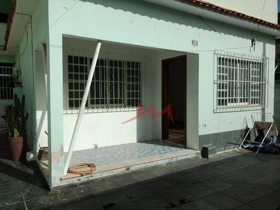 Casa Com 2 Quartos Para Alugar, 50 M² Por R$ 800/mês - Raul Veiga - São Gonçalo/rj - Ca0118
