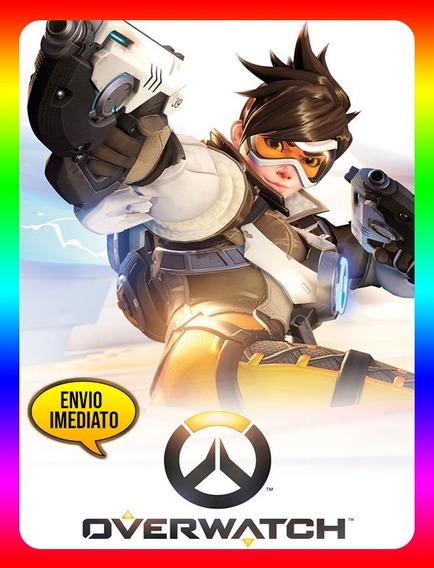 Overwatch Pc - Blizzard Key (envio Já)
