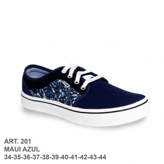 Zapatilla Rave Azul/mahui