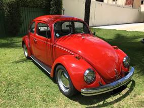 Volkswagen Fusca - Placa Preta - Impecável
