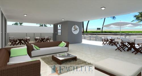 Apartamento Para Vender Beira Mar Do Cabo Branco, João Pessoa, Pb - 23009-11764