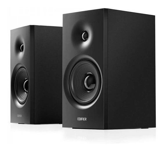 Caixa Acústica Bluetooth R1080bt 24 Wrms Preta (par) Edifier