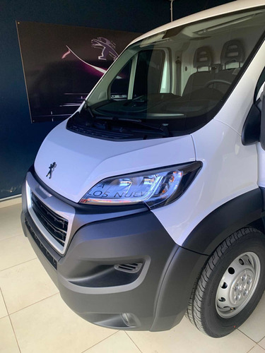 Peugeot Boxer 2.2 Hdi 435m Premium 2020