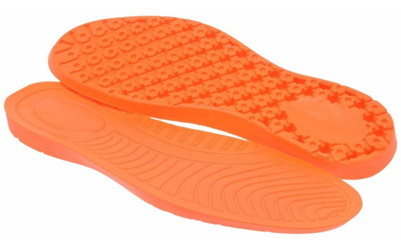 5 Pares De Palmilha Gel Anti-impacto Sapatenis Sapatos 116