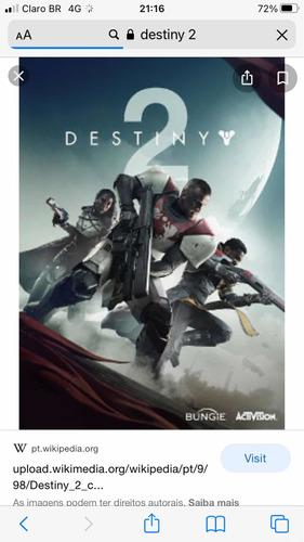 Destiny 2 Farol
