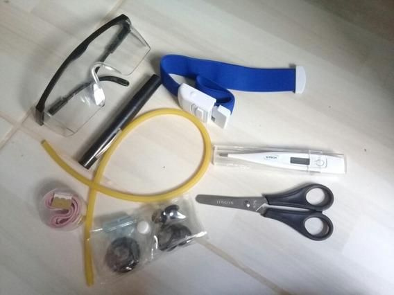 Kit Enfermagem Rosa