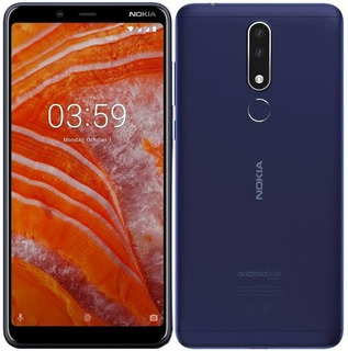 Nokia 3.1 Plus 6 32gb 3gb Ram Lte Dual Sim Desbloqueado Msi