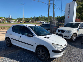 Peugeot 206 1.9 Xrd Aa 2002 Impecable 3500 Y Cuotas!