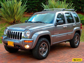 Jeep Cherokee Limited Automática 3.7cc